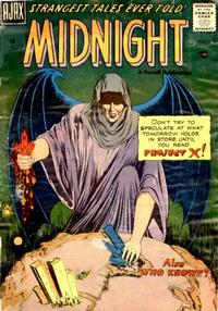 Cover Thumbnail for Midnight (Farrell, 1957 series) #4