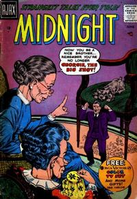 Cover Thumbnail for Midnight (Farrell, 1957 series) #6