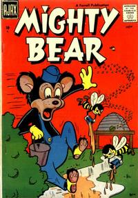 Cover Thumbnail for Mighty Bear (Farrell, 1957 series) #2