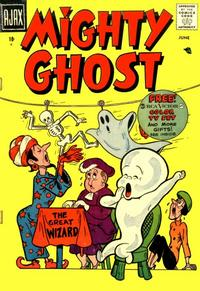 Cover Thumbnail for Mighty Ghost (Farrell, 1958 series) #4