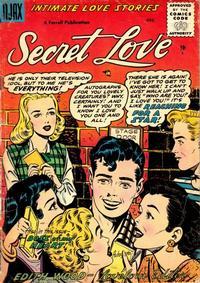 Cover Thumbnail for Secret Love (Farrell, 1955 series) #1