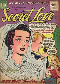 Cover Thumbnail for Secret Love (Farrell, 1955 series) #3