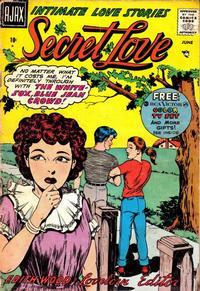 Cover Thumbnail for Secret Love (Farrell, 1957 series) #6