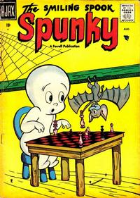 Cover Thumbnail for Spunky (Farrell, 1957 series) #1