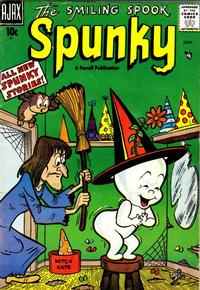 Cover Thumbnail for Spunky (Farrell, 1957 series) #3