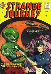 Cover Thumbnail for Strange Journey (Farrell, 1957 series) #2