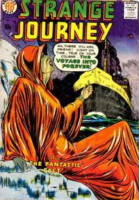 Cover Thumbnail for Strange Journey (Farrell, 1957 series) #3