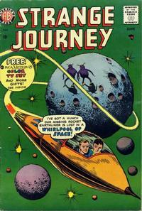 Cover Thumbnail for Strange Journey (Farrell, 1957 series) #4