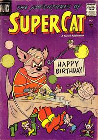 Cover Thumbnail for Super-Cat (Farrell, 1957 series) #2