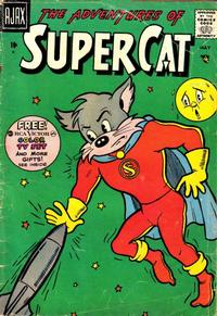 Cover Thumbnail for Super-Cat (Farrell, 1957 series) #4