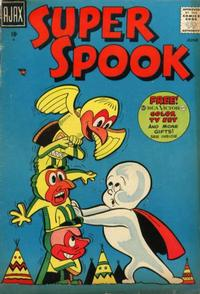 Cover Thumbnail for Super Spook (Farrell, 1958 series) #4
