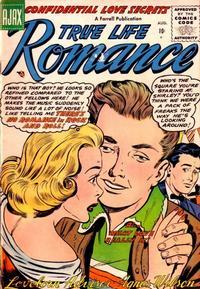 Cover Thumbnail for True Life Romance (Farrell, 1955 series) #3