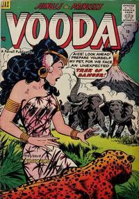 Cover Thumbnail for Vooda (Farrell, 1955 series) #21