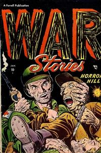 Cover Thumbnail for War Stories (Farrell, 1952 series) #3