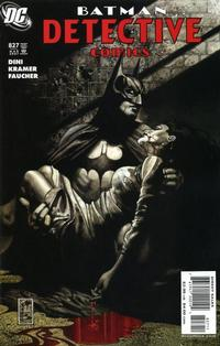 Cover Thumbnail for Detective Comics (DC, 1937 series) #827