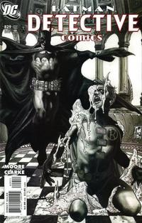 Cover Thumbnail for Detective Comics (DC, 1937 series) #829