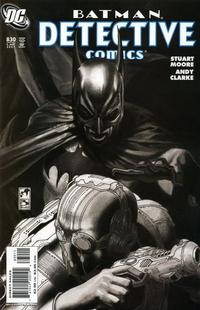 Cover Thumbnail for Detective Comics (DC, 1937 series) #830