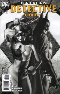 Cover Thumbnail for Detective Comics (DC, 1937 series) #831