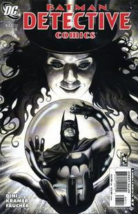Cover Thumbnail for Detective Comics (DC, 1937 series) #833