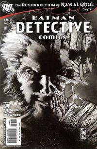 Cover Thumbnail for Detective Comics (DC, 1937 series) #838 [1st Print Direct]
