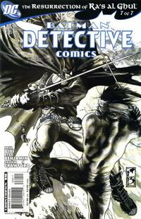 Cover Thumbnail for Detective Comics (DC, 1937 series) #839 [Direct Sales]