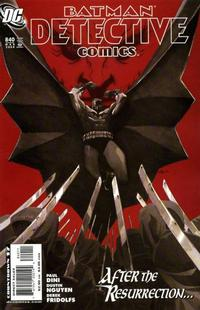 Cover Thumbnail for Detective Comics (DC, 1937 series) #840