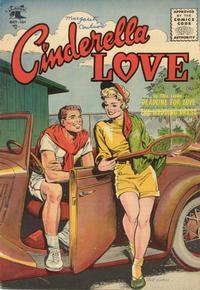 Cover Thumbnail for Cinderella Love (St. John, 1954 series) #29