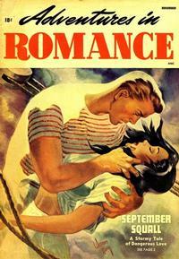Cover Thumbnail for Adventures in Romance (St. John, 1949 series) #1