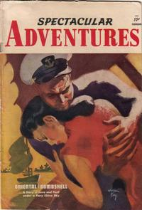 Cover Thumbnail for Adventures in Romance (St. John, 1949 series) #2
