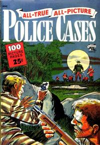 Cover Thumbnail for All True All Picture Police Cases (St. John, 1952 series) #1