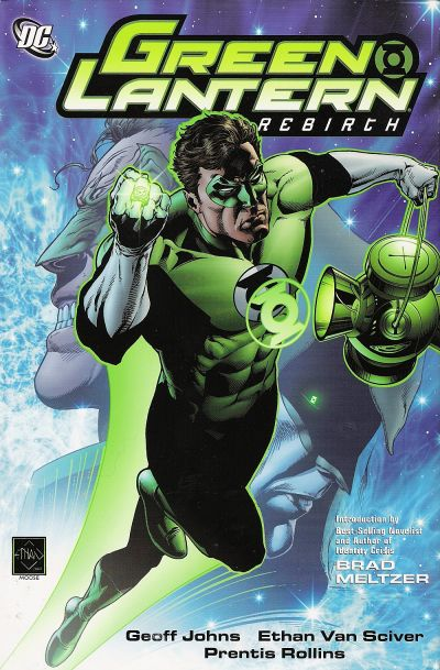 Cover for Green Lantern: Rebirth (DC, 2005 series) #[nn]