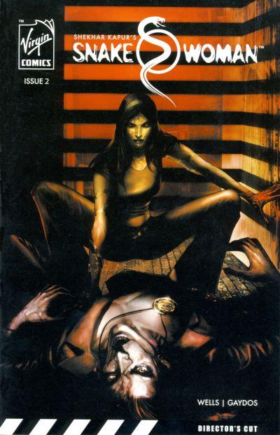 Cover for Snake Woman (Virgin, 2006 series) #2