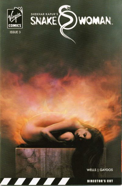 Cover for Snake Woman (Virgin, 2006 series) #3