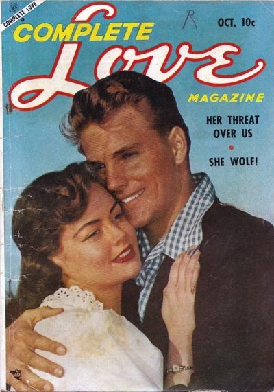 Cover for Complete Love Magazine (Ace Magazines, 1951 series) #v29#5 [173]