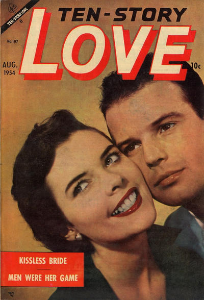 Cover for Ten-Story Love (Ace Magazines, 1951 series) #v34#5 / 197