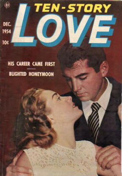 Cover for Ten-Story Love (Ace Magazines, 1951 series) #v35#1 / 199