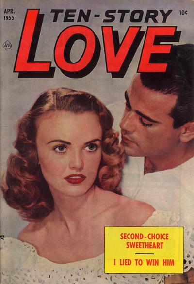 Cover for Ten-Story Love (Ace Magazines, 1951 series) #v35#3 / 201