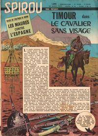 Cover Thumbnail for Spirou (Dupuis, 1947 series) #1093