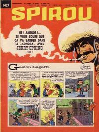 Cover Thumbnail for Spirou (Dupuis, 1947 series) #1427