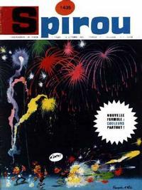 Cover Thumbnail for Spirou (Dupuis, 1947 series) #1435