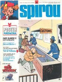 Cover Thumbnail for Spirou (Dupuis, 1947 series) #1889