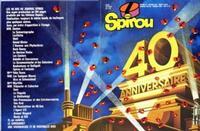 Cover Thumbnail for Spirou (Dupuis, 1947 series) #2088