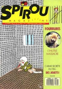 Cover Thumbnail for Spirou (Dupuis, 1947 series) #2714