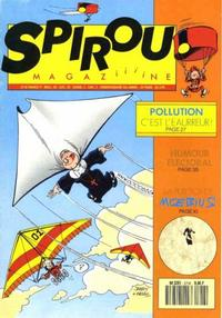 Cover Thumbnail for Spirou (Dupuis, 1947 series) #2718