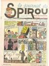 Cover for Le Journal de Spirou (Dupuis, 1938 series) #2/1940