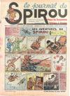Cover for Le Journal de Spirou (Dupuis, 1938 series) #4/1940