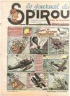 Cover for Le Journal de Spirou (Dupuis, 1938 series) #5/1940