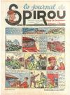 Cover for Le Journal de Spirou (Dupuis, 1938 series) #9/1940