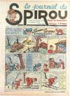 Cover for Le Journal de Spirou (Dupuis, 1938 series) #10/1940