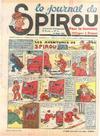 Cover for Le Journal de Spirou (Dupuis, 1938 series) #11/1940